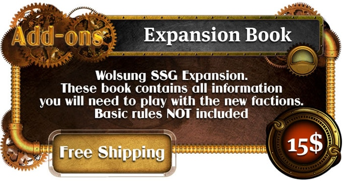 Add-ons - Expansion Book