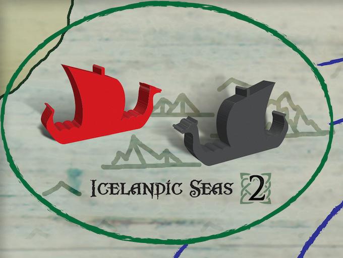 Be a Rogue Sea King and hijack trade and land.