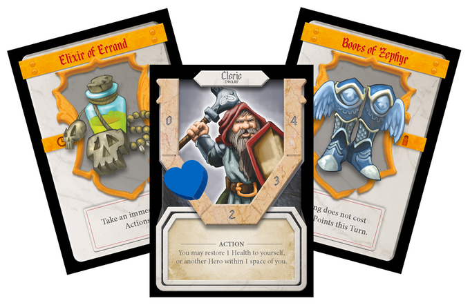 Defending a Dire Enemy yields a powerful one-time-use item that can shift the tides of battle in your favor!