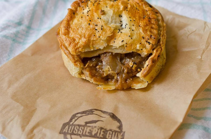 Aussie Aussie Aussie! Pie Pie Pie!