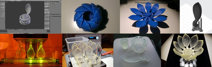 We have iterated through dozens of designs and functional prototypes to build the Lotus