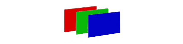 Red, Green or Blue
