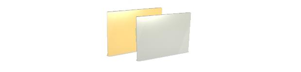 Metallic: Gold, Silver