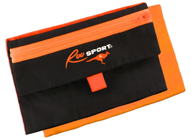 The RooSport 2.0 Orange - Top View
