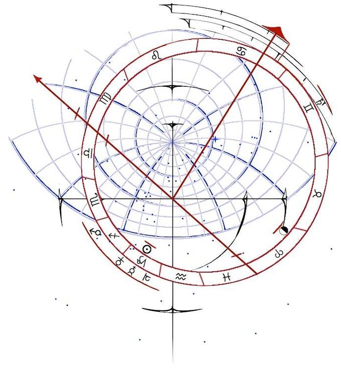 $50 Backer Reward: Custom Astrolabe Star Map