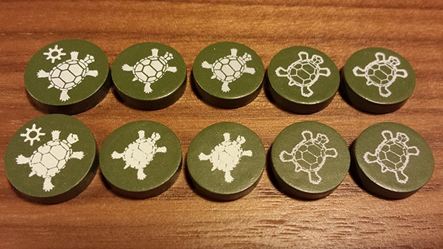 Corrected turtle tokens at top