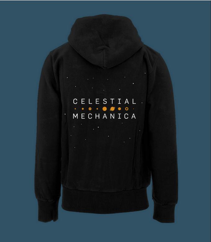Celestial Mechanica Hoodie - Back