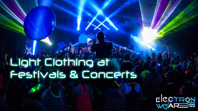 Festivals, Concerts and other Night Time Events.