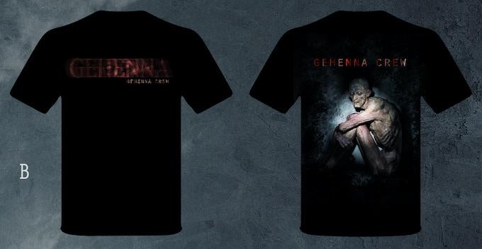 GEHENNA CREW T-SHIRT 1
