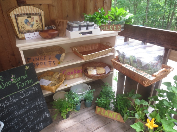 Our little farmstand
