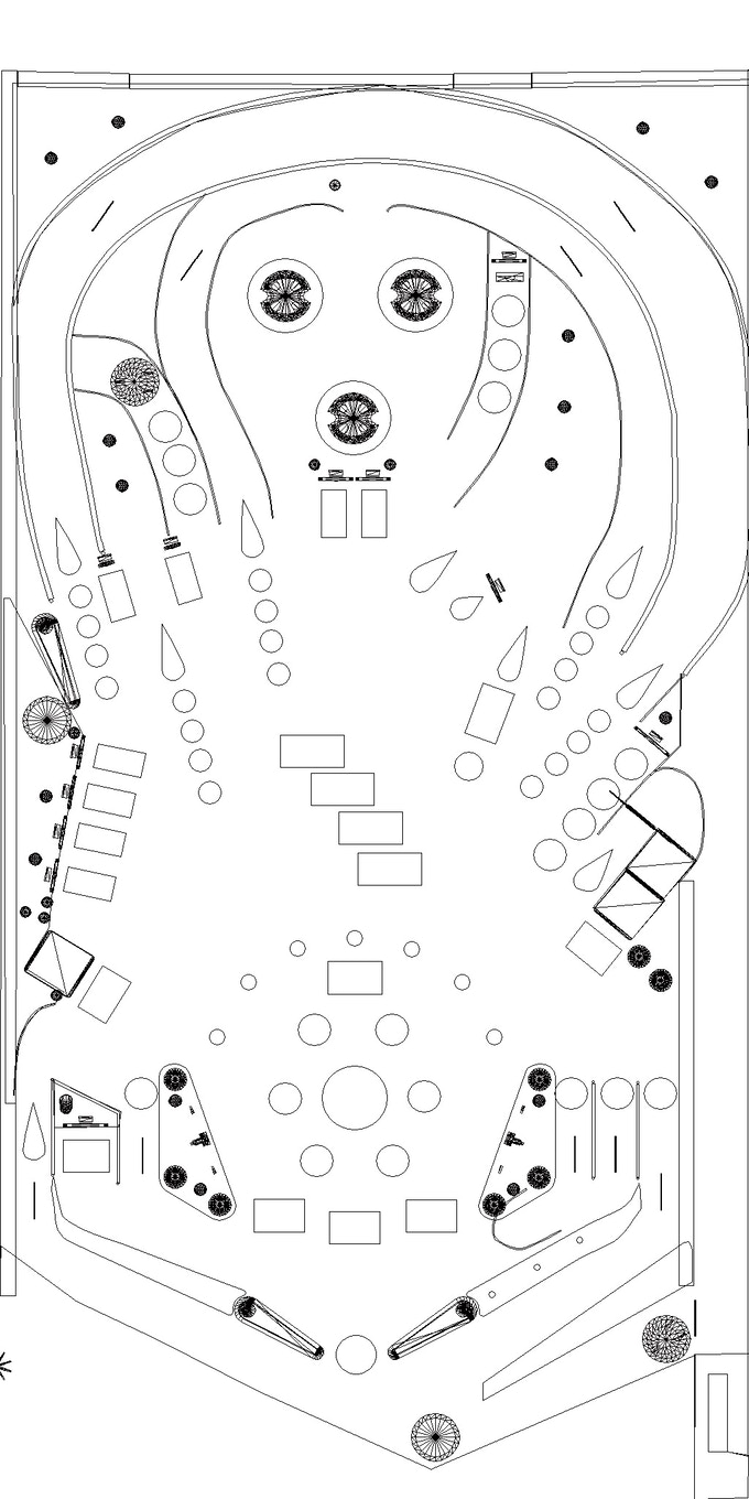 Lower Playfield Concept