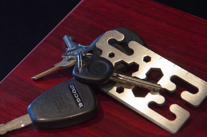 Add it to your keychain!