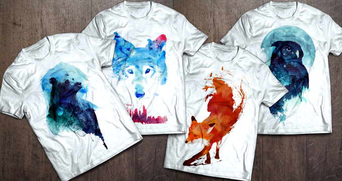 Beautiful designs by Robert Farkas, available in men's and women's sizes!