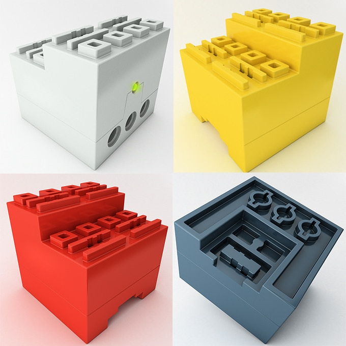 With your support we can produce SBrick in different colours. See the pledges!