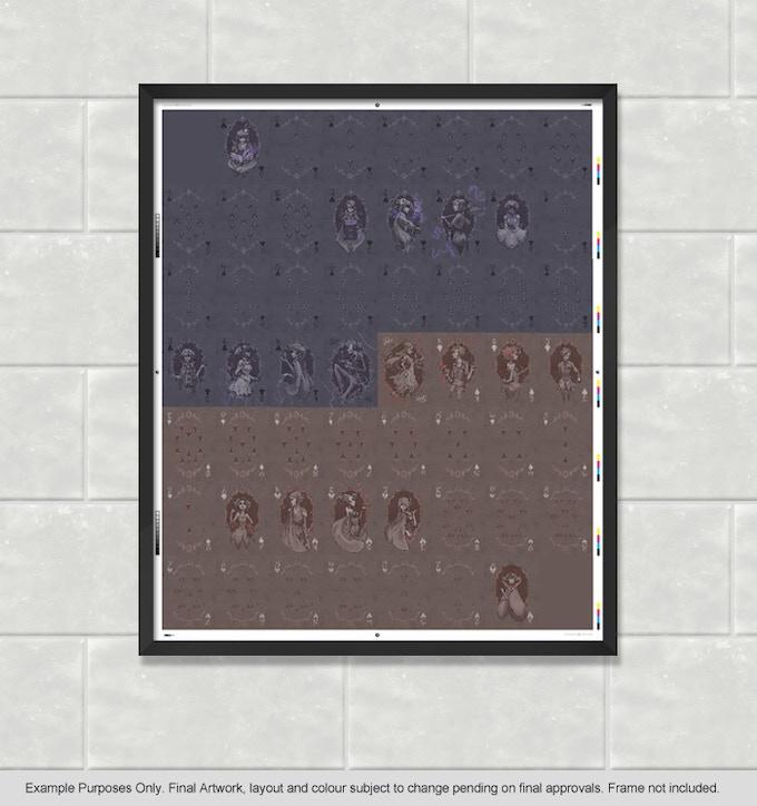 Olde Bones - Uncut Sheet