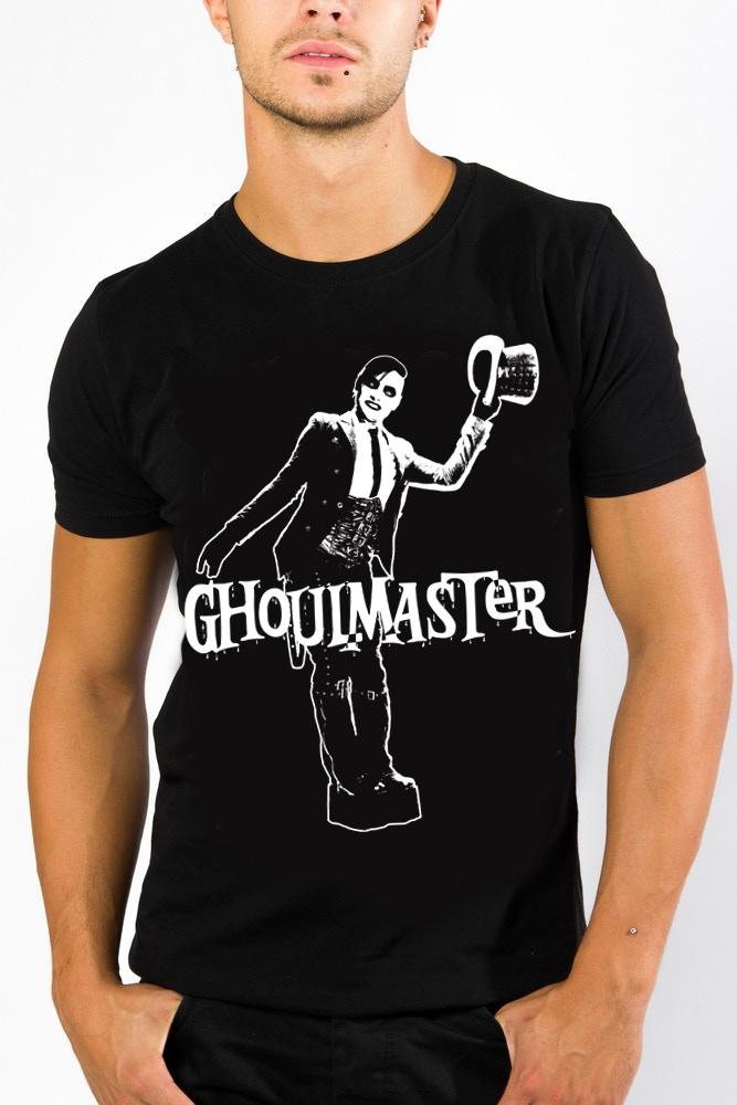 Ghoulmaster Hat Tip T-shirt