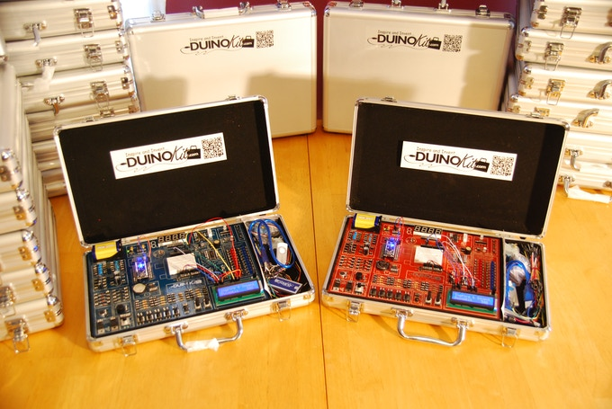 Arduino based discovery! Learn electronics and programming. by Dan ...