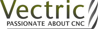 For more information on Vectric products along with a complete set of training videos and sample projects, visit www.vectric.com.