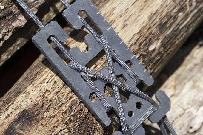 6+ Knotless Gear Ties