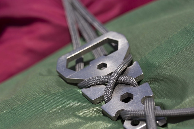 4+ Knotless Gear Ties