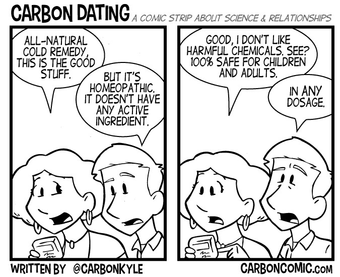 Carbon Dating-Comic