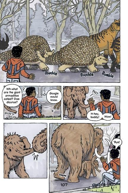 Back to the Stone Age by Jonathon Dalton