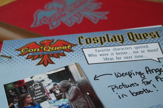Cosplay Quest