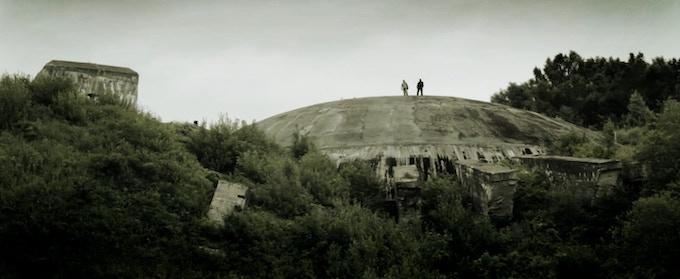 La Coupole. The Dome. V2 base.