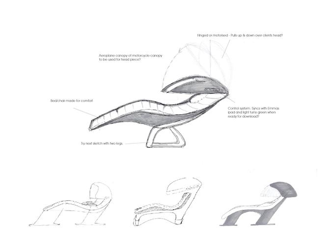 Snapshot Machine - WIP Concept Art