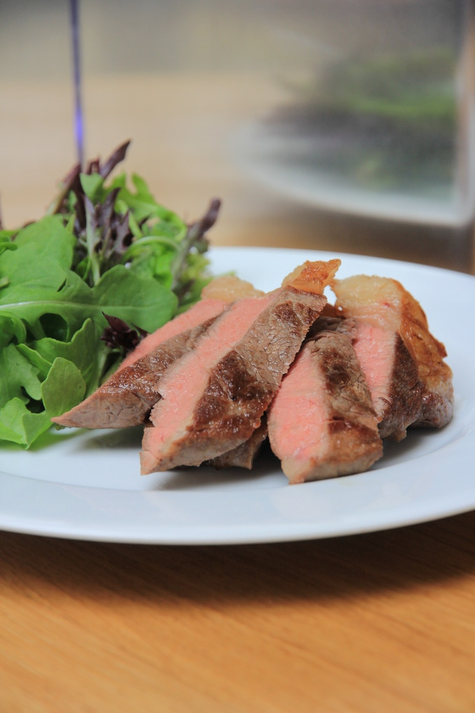 The Perfect Steak, easy with Juvo