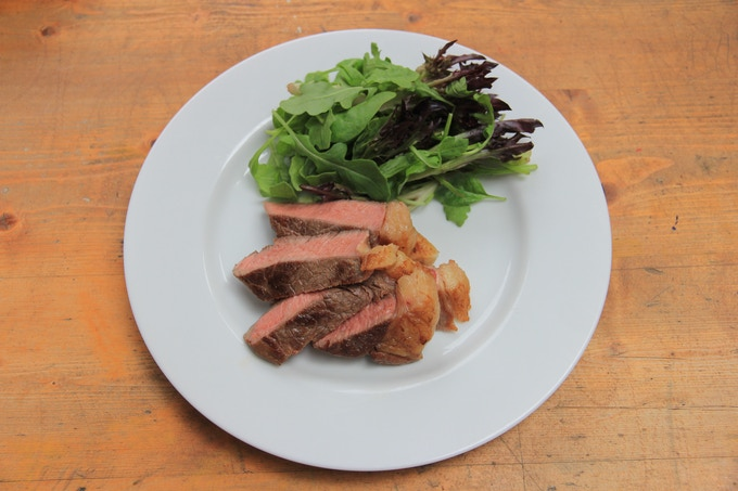 The Perfect Steak. With Juvo you can.