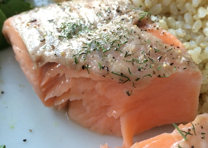 Perfect Salmon. With Juvo, you can.