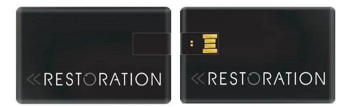 RLS Memory Card - Prototype