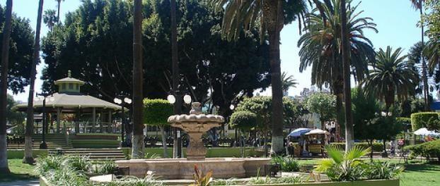 Parque Teniente Guerrero, Tijuana, MX