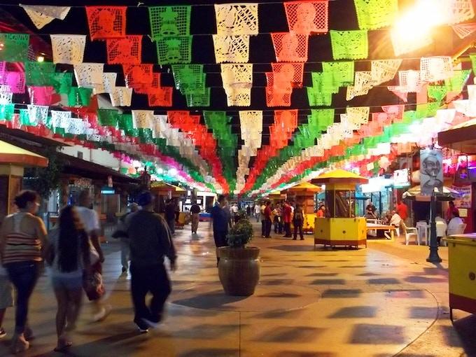 Plaza Santa Cecilia, Tijuana, MX