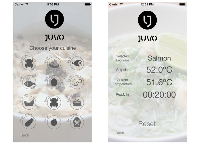 With the Juvo App, you can.