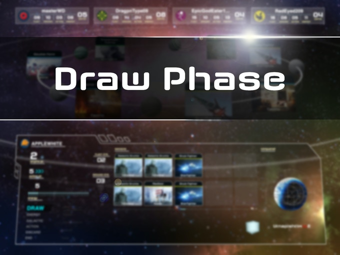 Draw Phase Begins