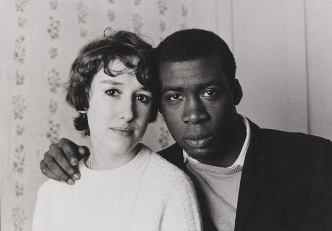 Notting Hill couple © Charlie Phillips, 1967