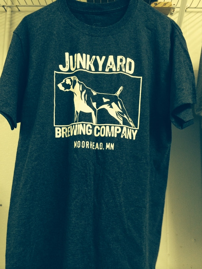 Junkyard Brewing Co Equipment Fund By Daniel Juhnke