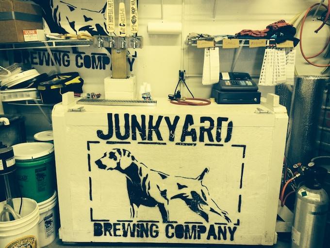 Junkyard Brewing Co Equipment Fund By Daniel Juhnke