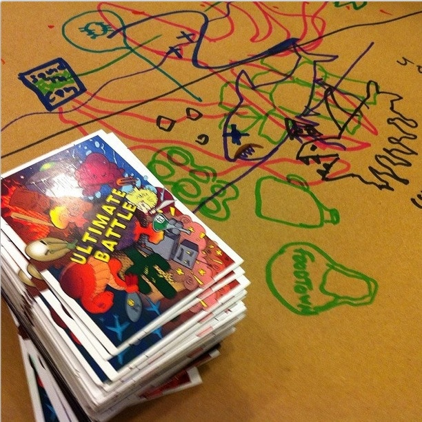 Ultimate Battle The Creative Card Battle Game By