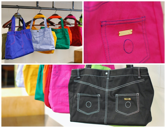 'The Pants Bag' - Personalize your design!
