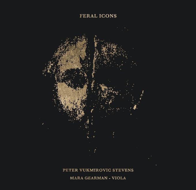 Feral Icons album cover by Sean Waple