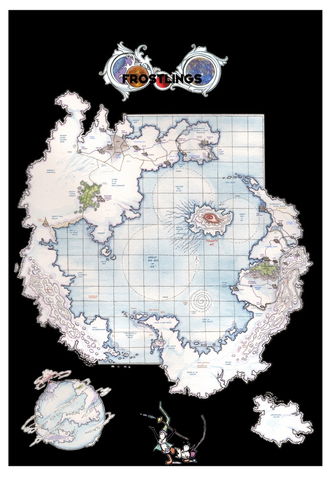 Deluxe Map (low resolution here)