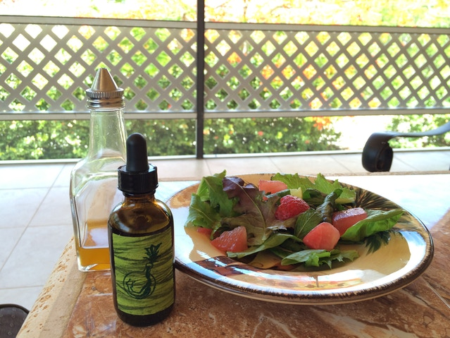 Shoots and Roots Bitters - Tasting botanical diversity by