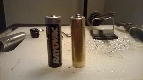 Assembled Battery