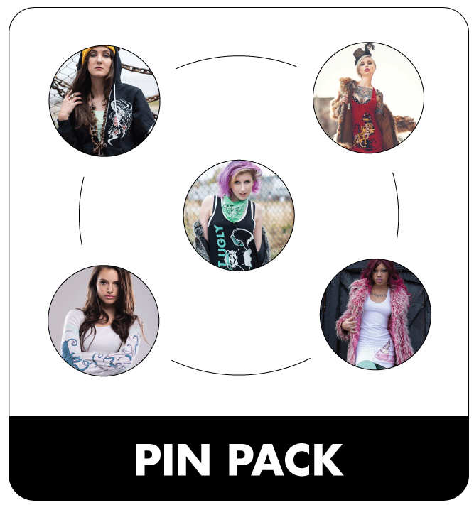 Collectable Pins