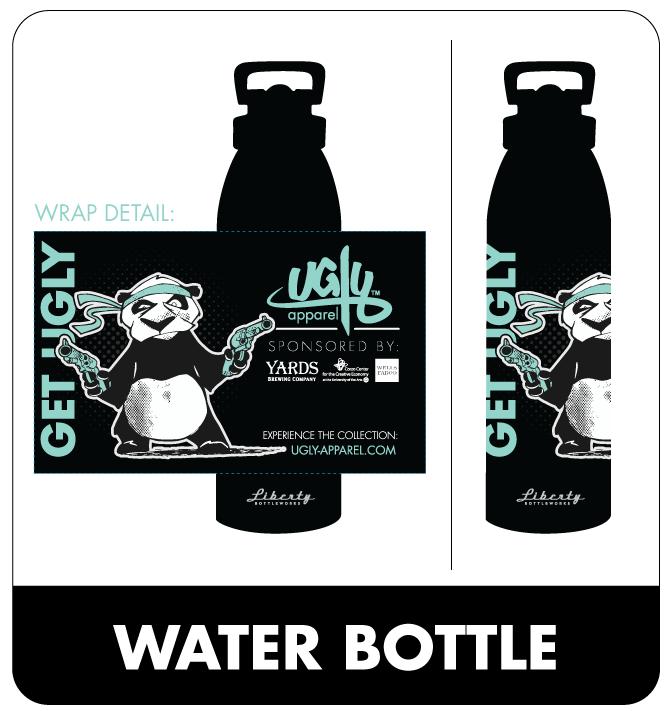 Water Bottle Prototype
