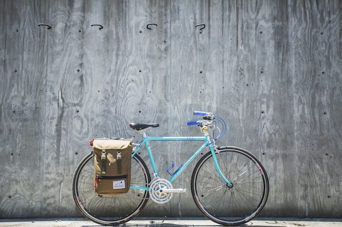 $250 - Pannier In-Use