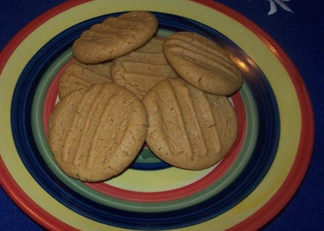 Gluten/Grain/Diary Free melt in your mouth Peanut Butter